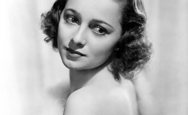 Olivia De Havilland As The Bad Girl 100 Years