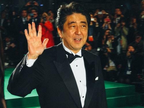 Shinzo Abe THINK IAFOR