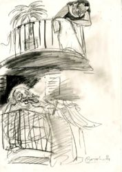 The Serendipitous City: Reportage Drawing, Visual Language and D