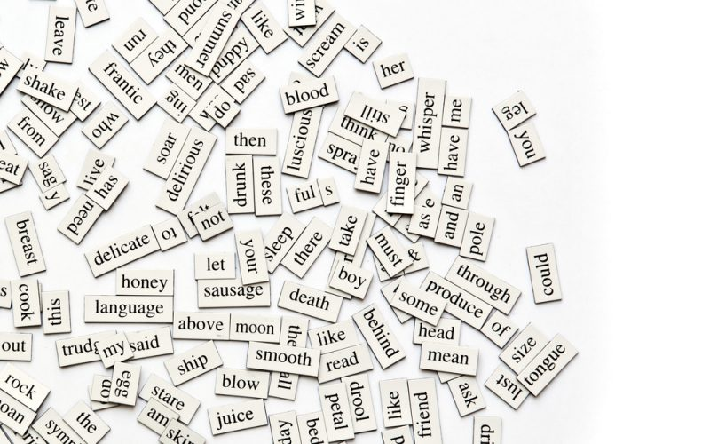 what words mean think