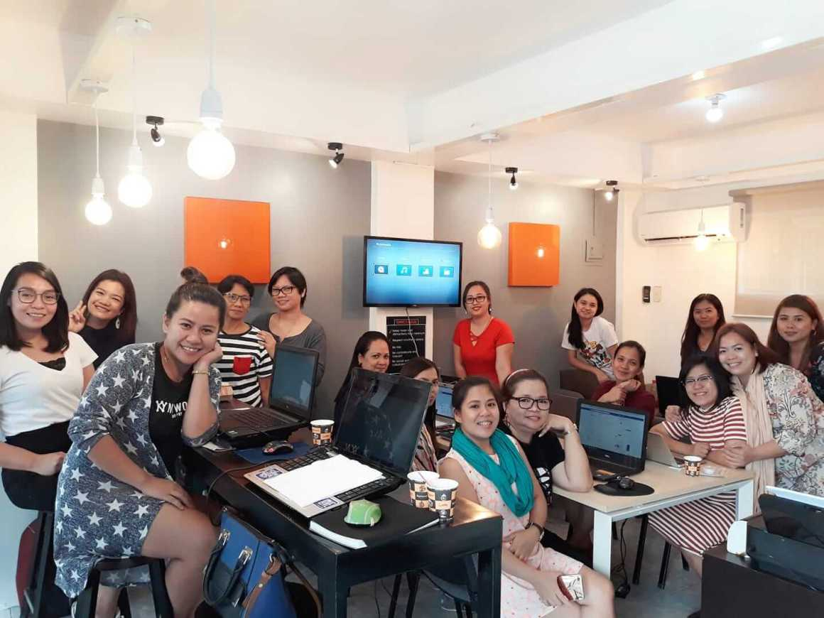 Best Tips in oworking Space for your Startup in Cavite | E-commerce Hands-on Training with Mommy Regine