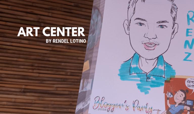 Art Center by Rendel Lotino