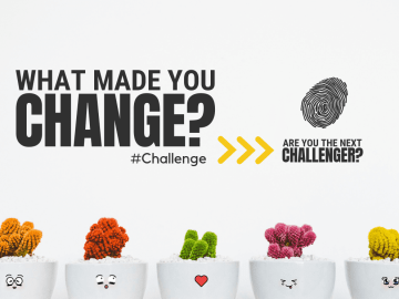 What Made You Change Challenge