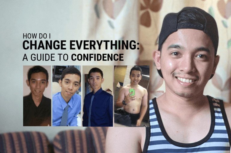 How Do I Change Everthing A Guide to Confidence