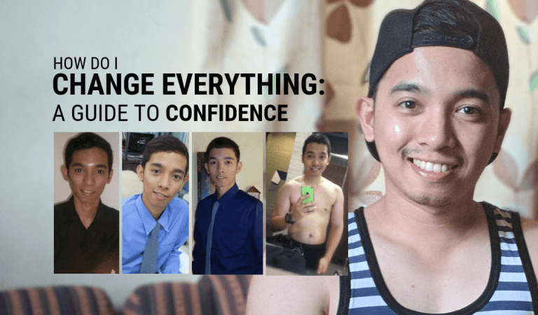 How Do I Change Everything: A Guide to Confidence
