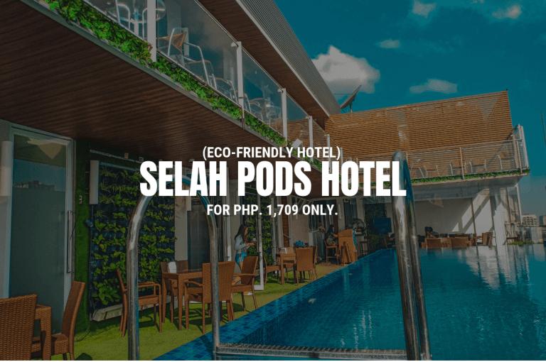 Selah Pods Hotel