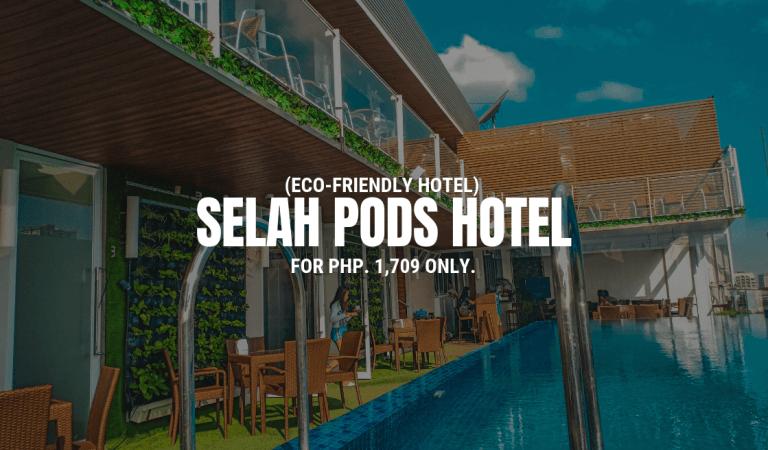 Selah Pods Hotel (Eco-Friendly Hotel)