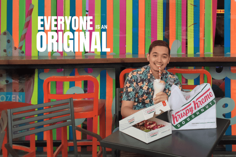 Everyone Is An Original Krispy Kreme Philippines x Thinkable Box