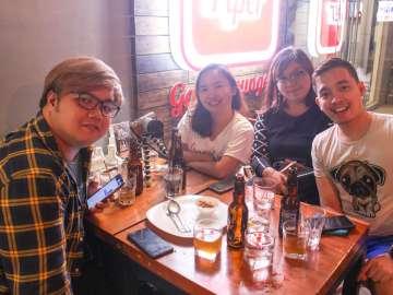 Pied Piper Gastrolounge in Ermita, Manila