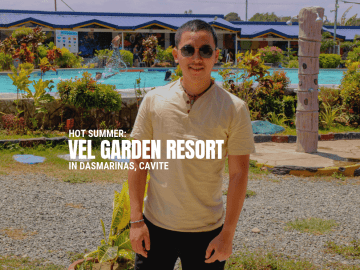 Vel Garden Resort in Cavite