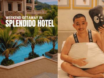 Weekend Getaway in Splendido Hotel