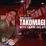 Takomagi in Imus with Dante Gulapa