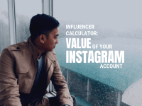 Influencer Calculator Value of your Instagram Account