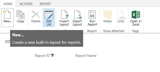 How Do I : Create a Report, and layout, in VSCode? – think about IT