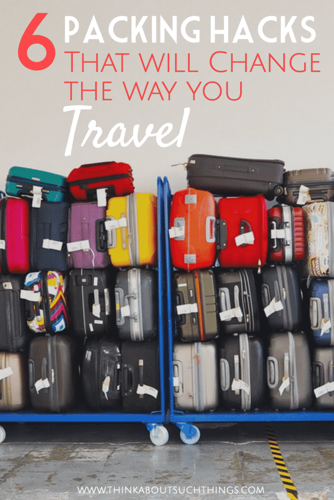 Discover great packing hacks to make your next vacation a breeze.