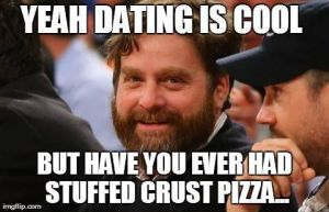 stuffed crust pizza meme single