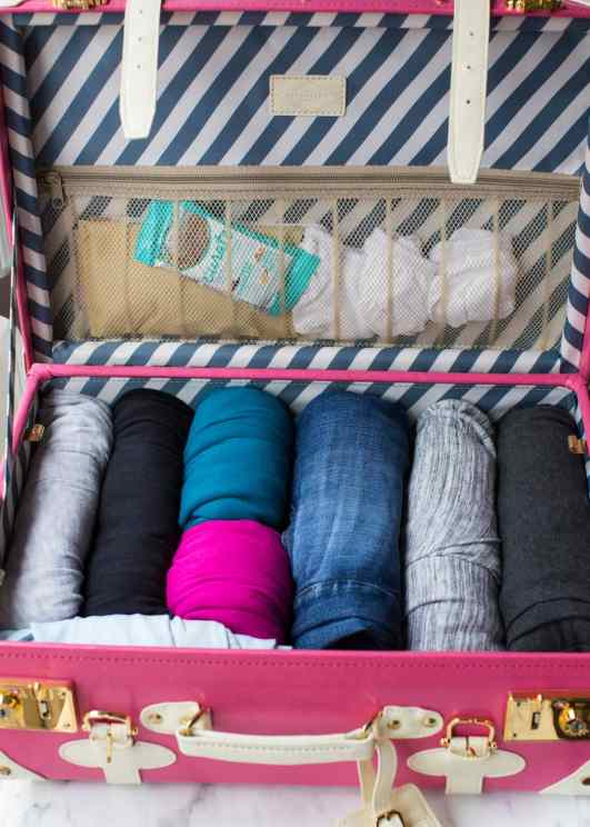 6 Travel Packing Hacks that will change the way you travel