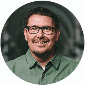 Mark Batterson - In a pit with a lion on a snowy day