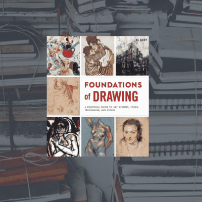 On the bookshelf: Foundations of Drawing