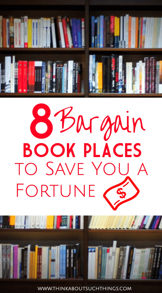 ways to find cheap books