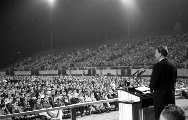 Billy Graham Ministry and Quotes