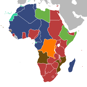 ww2 Map_of_Africa_in_1939
