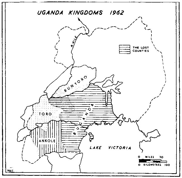 Bunyoro-Kitara Kingdom-1962