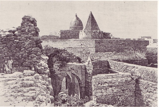 Sultanate of Mogadishu - Fakhr Ad-Din Mosque