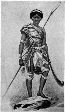 dahomey - amazone by Élisée Reclus 1905