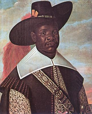 kongo Albert_Eckhout_-_Dom_Miguel_de_Castro