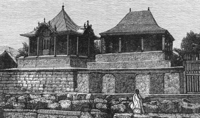 merina Tombs_of_Radama_and_Rasoherina_at_Rova_of_Antananarivo_Madagascar