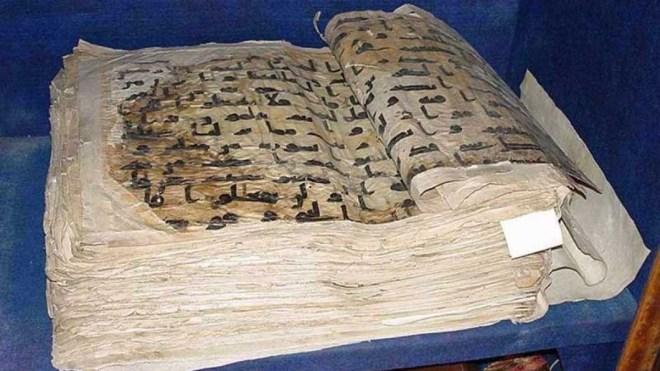rashidun_kufic manuscript