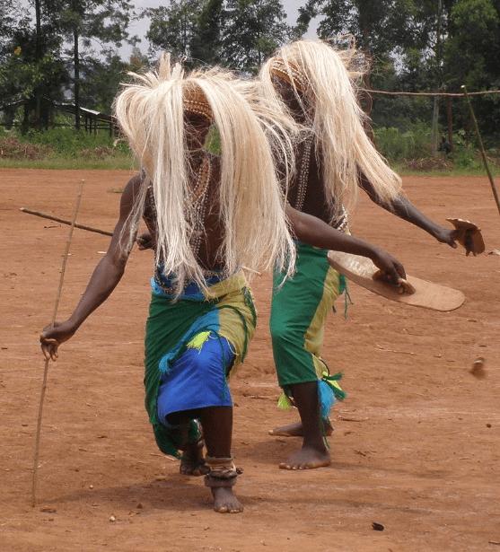rwanda - intore dance
