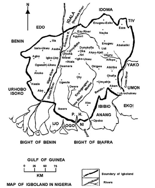 nri pic1 map of igboland