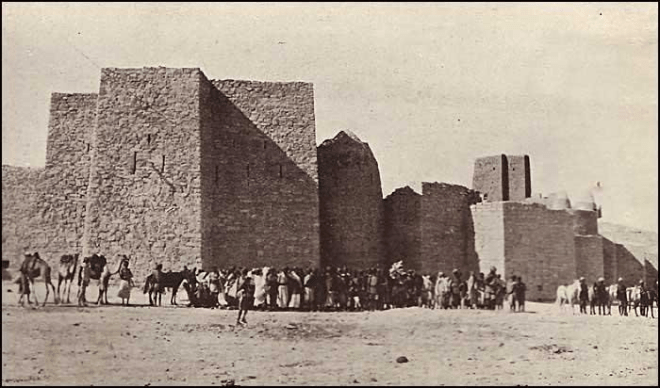 sultanate of warsangali - pic4 - ruins