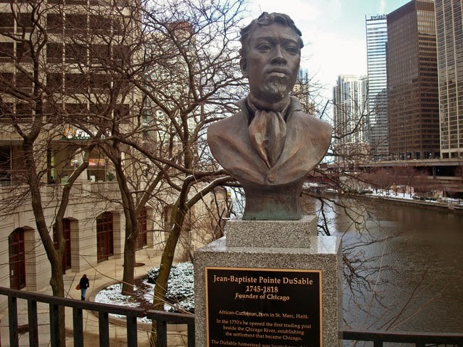 Jean Baptiste Pointe DuSable - pic1