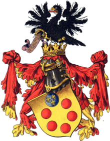 https://upload.wikimedia.org/wikipedia/commons/thumb/9/91/Coat_of_arms_of_the_House_of_de%27_Medici.png/220px-Coat_of_arms_of_the_House_of_de%27_Medici.png