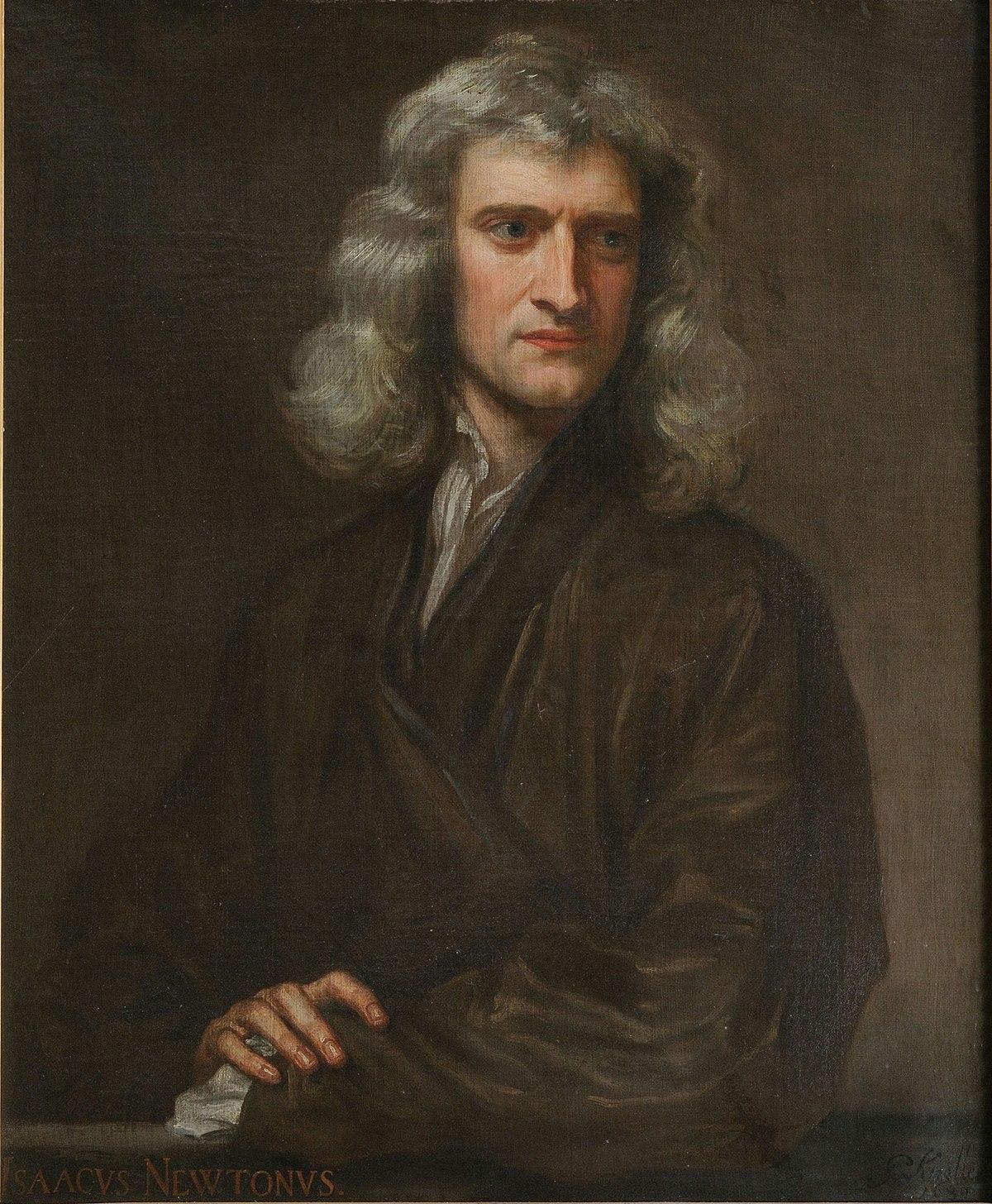 scientists Isaac Newton