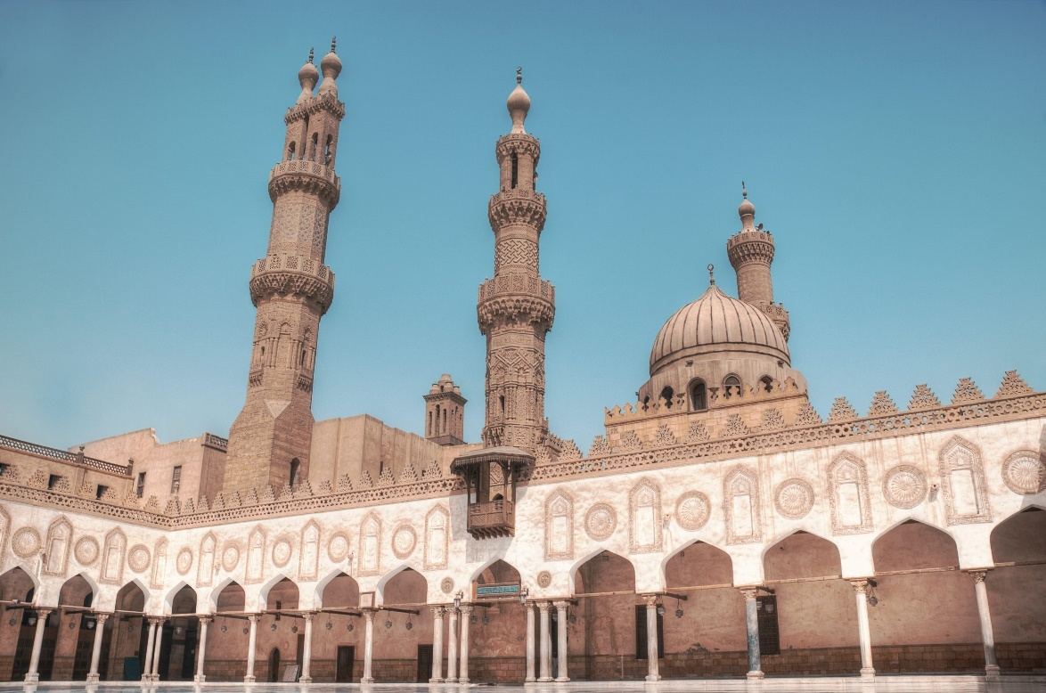 Al Azhar Mosque, Cairo, Egypt Attractions - Thinkafrica.net