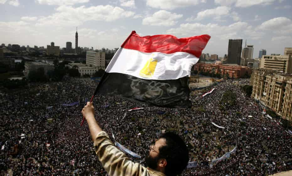 The memory of the Egyptian revolution is the only weapon we have left |  Omar Robert Hamilton | The Guardian