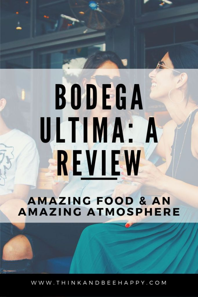 I have found my favorite brunch place in Augusta, Ga. FINALLY! Bodega Ultima is located in Surrey Center, a cute little plaza with restaurants and shops.