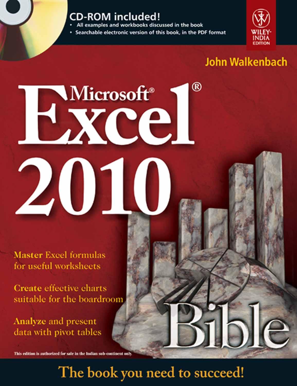 Excel Bible