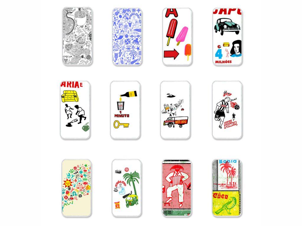 Visualog iphone covers