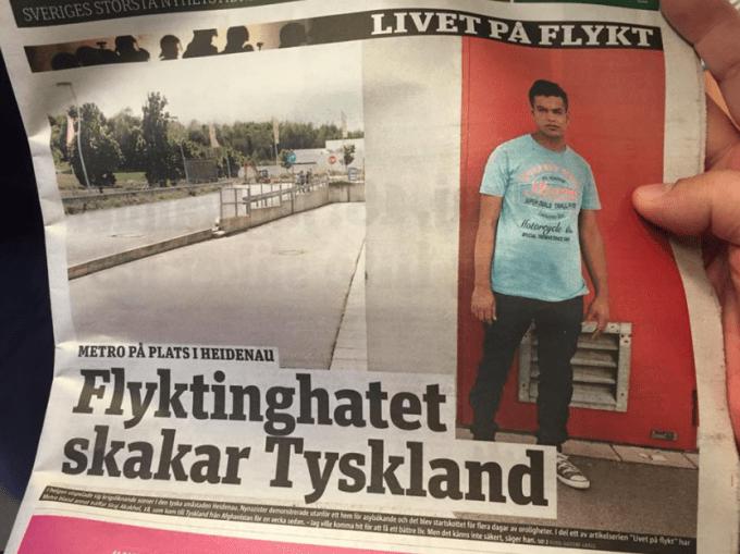Livet på flykt_Metro Sthlm
