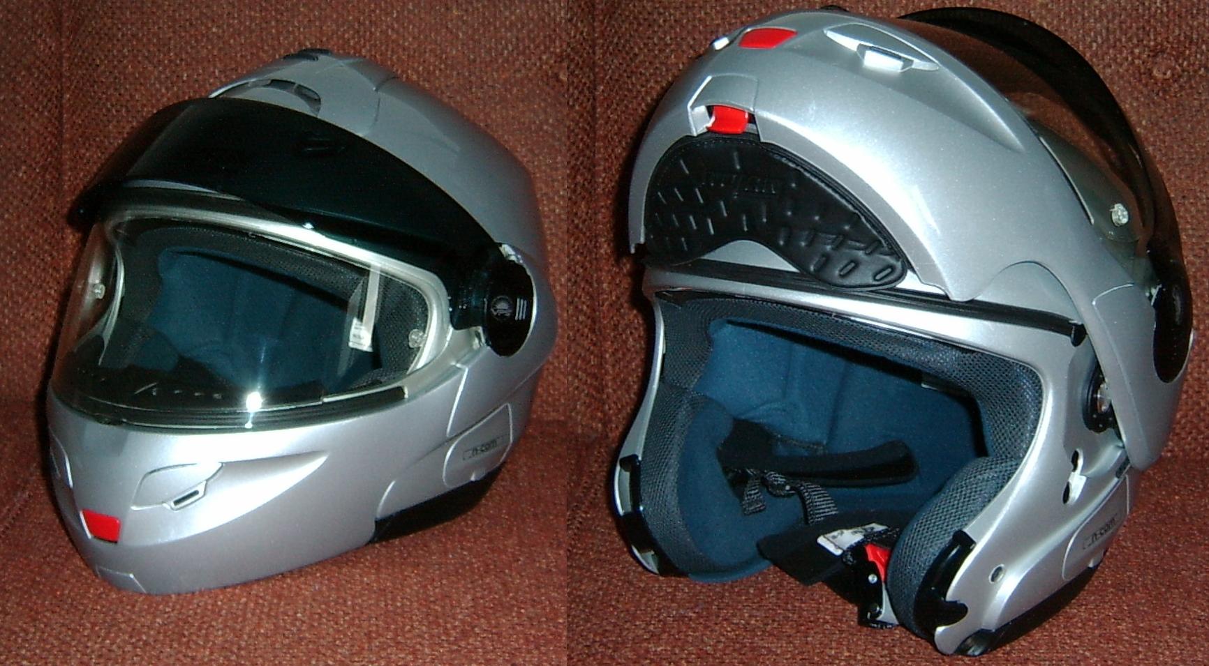 Flippy Helmet