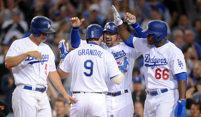 Dodgers 2017 Playoff Roster Projections First Edition