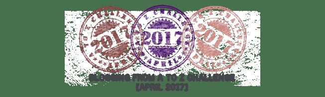 a-to-z HEADER [2017] - april