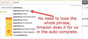How to Use Amazon Kindle Keywords for Maximum Visibility