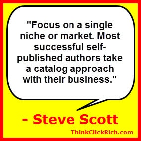 Steve Scott Interview: 20 Questions With A Kindle Publishing Master