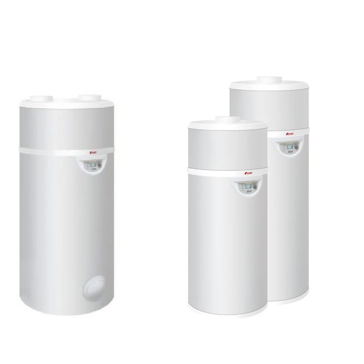 EDEL Αντλία Θερμότητας Αέρας/Νερού 200 – 270 L – Sol